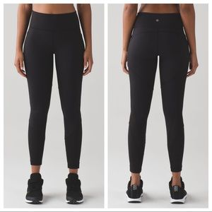 lululemon - fit physique tight leggings pockets